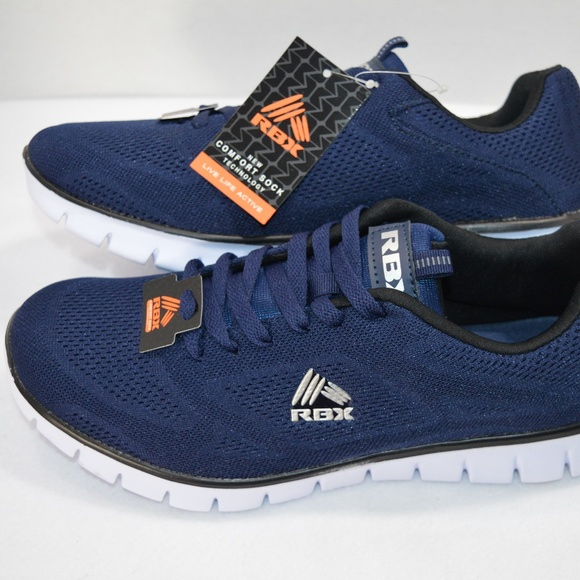 2cc3e28bf3d RBX Frank Mens Seamless Mesh Running Shoes Size 11. Boutique. Reebok